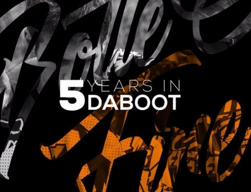 5 years in DaBoot